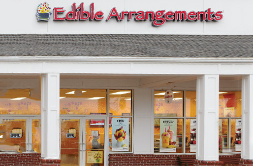Edible Arrangements store front