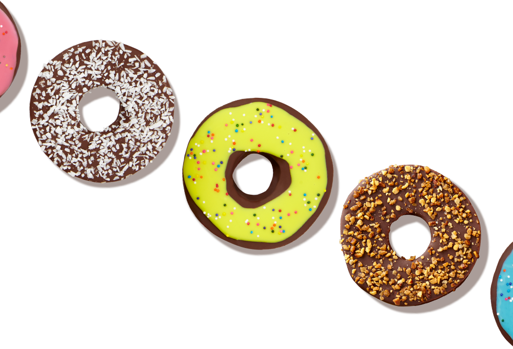edible donuts