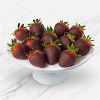 Chocolate Dipped Strawberries Box Bundle