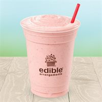 Strawberry & Pineapple Froyo Fruit Shake