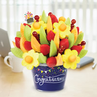 Congratulations Delicious Fruit Design(R)