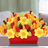 Delicious Edible Fruit Festival Bouquet