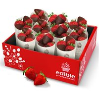 Strawberry Dipped Fruit™ Cone Snack Pack