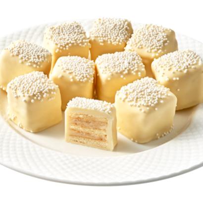 Hallmark Channel White Wedding Cake Petits Fours
