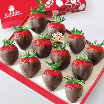 Chocolate Dipped Strawberries Box Edible Arrangements