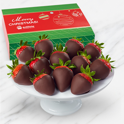 North Pole Berry Box
