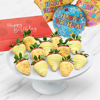 Lemon Icebox Berries Birthday Bundle