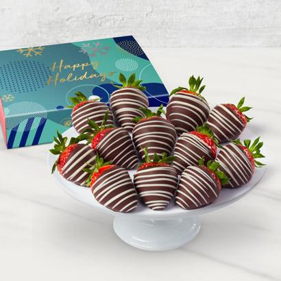 Berry Happy Holidays Swizzle Box