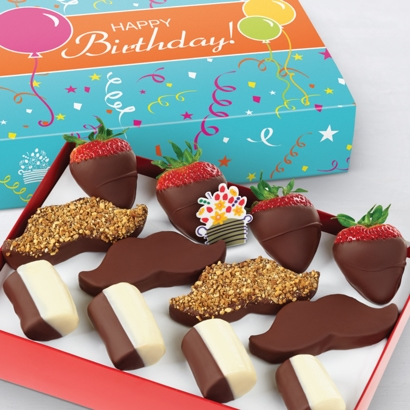 Birthday Surprise Dipped Fruit™ Trio