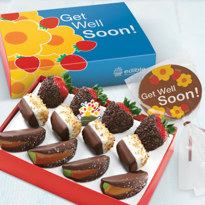 Get Well Gift Set