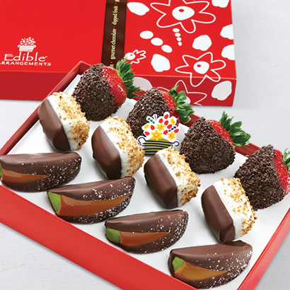 Irresistible Dipped Fruit Trio™