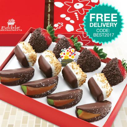 Irresistible Dipped Fruit Trio™
