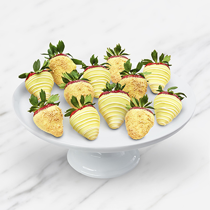 Lemon Ice Box Berries