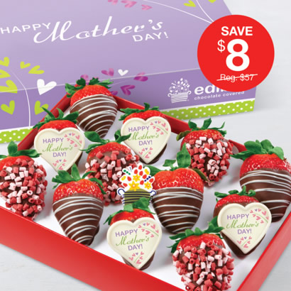 MDay Strawberries Box