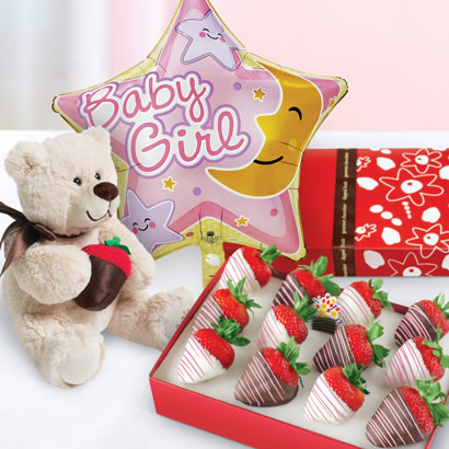 Pink Precious Swizzle Berries Package