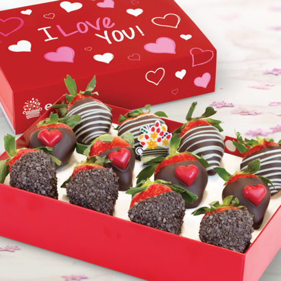 Valentines Day Berries