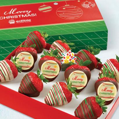 Merry Christmas Swizzle Berries®