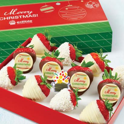 White Christmas Berries