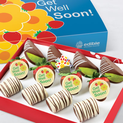 Get Well Indulgent Dipped Fruit Trio™