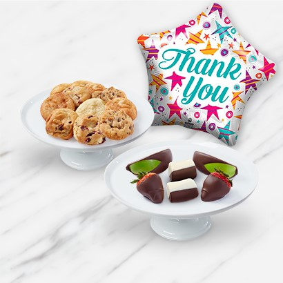Gourmet Gratitude Gifts Bundle | Edible Arrangements