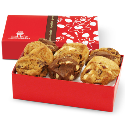 6 Count Cookie Box