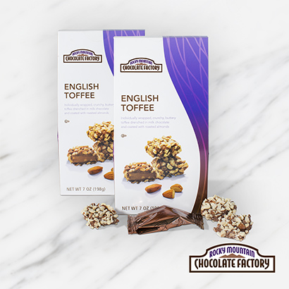 Bite-Sized English Toffee, 7 oz.