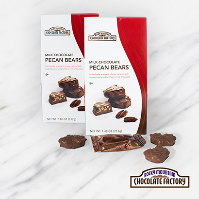 Bite-Sized Pecan Bears, 7.48 oz.
