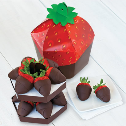 Chocolate Dipped Signature Berry Box™