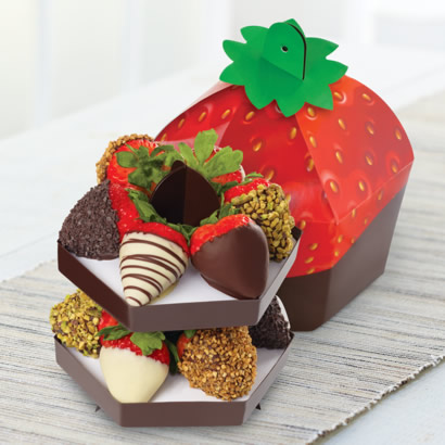 Edible® Selections Signature Berry Box™