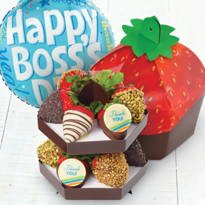 For a Wonderful Boss
