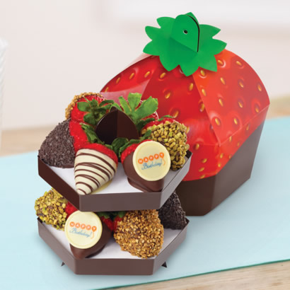 Happy Birthday Signature Berry Box™
