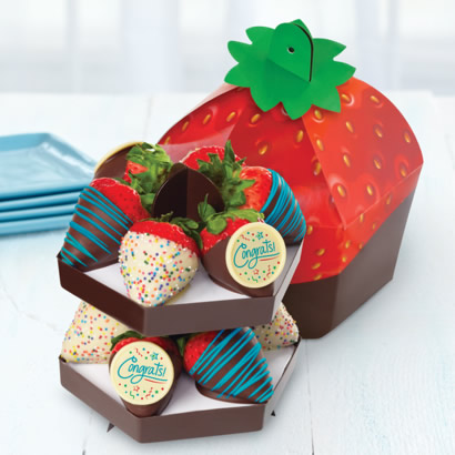 Party Perfect Blue Signature Berry Box™