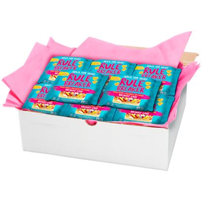 Big Birthday Cake Blondies Box