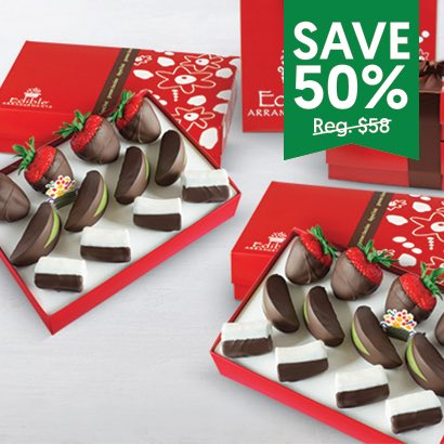 National Dipped Fruit Week®12-count Mixed Fruit Box