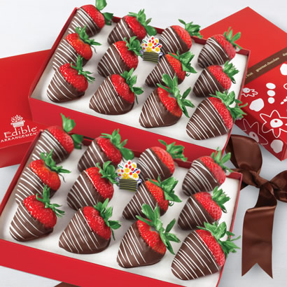 Swizzle Berries ® Semisweet Chocolate Bundle