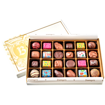 Happy Birthday Classic Chocolates