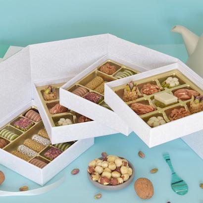 Grand Mediterranean Pastries Appreciation Box