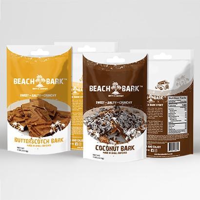 Beach Bark Assorted Pack