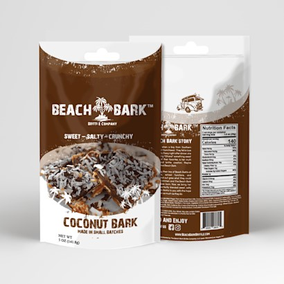 Coconut Beach Bark