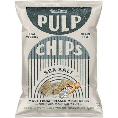 Sea Salt Pulp Chips 4Pack