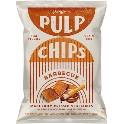 Spicy Barbecue Pulp Chips 4Pack