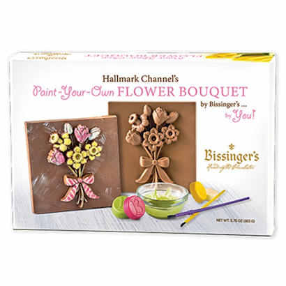 Hallmark Channel Paint Your Own Flower Kit