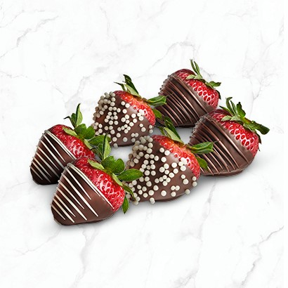 Stuffed and Dipped Strawberries Box Bundle