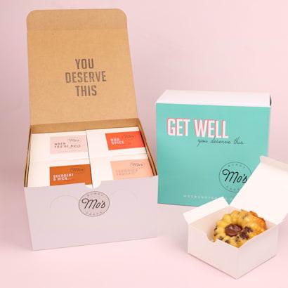 Get Well Mixed Bundt Cake Box