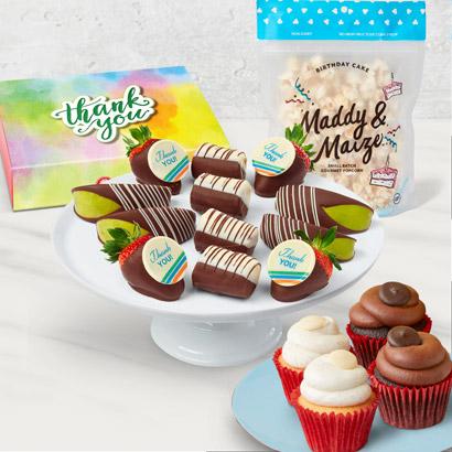 Berry Thankful Cupcake Bundle