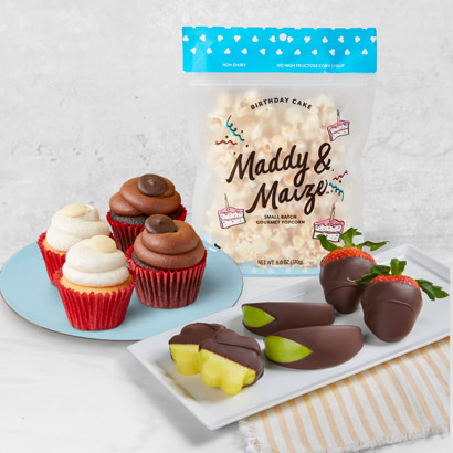 Fruit & Cupcake Crunch Bundle