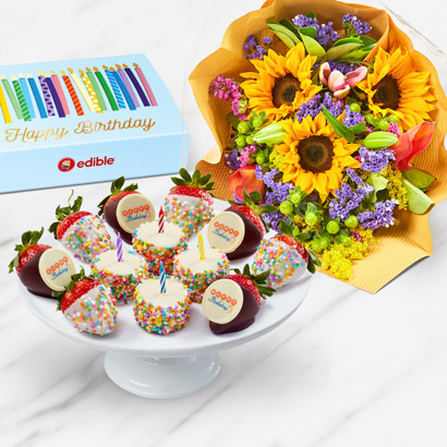 The Best Birthday Month Flowers and Fruit