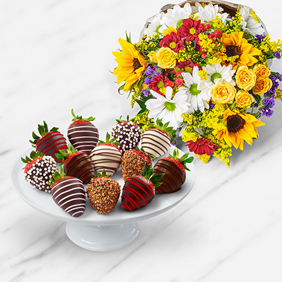 Fresh Celebrations FruitFlowers®