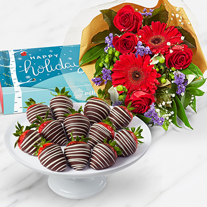 Happy Holidays FruitFlowers®