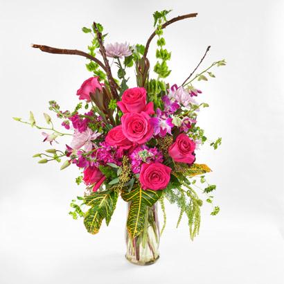 Multicolor Flower Bouquet